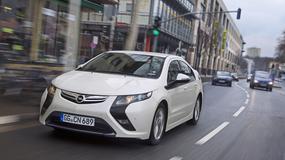Opel Ampera: Napięcie systematycznie rośnie