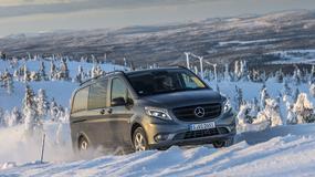 Test Mercedes Vito 4x4: Potrafi wiele