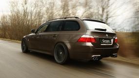 BMW M5 Touring to najszybsze kombi świata