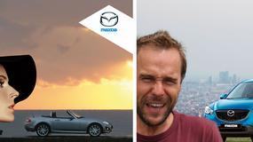 """""""Północ kontra Południe"""": Mazda odkrywa Polskę"""