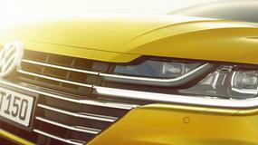 Genewa 2017: Volkswagen Arteon odsłania swoje kształty