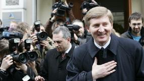 Rinat Achmetow, dobry miliarder