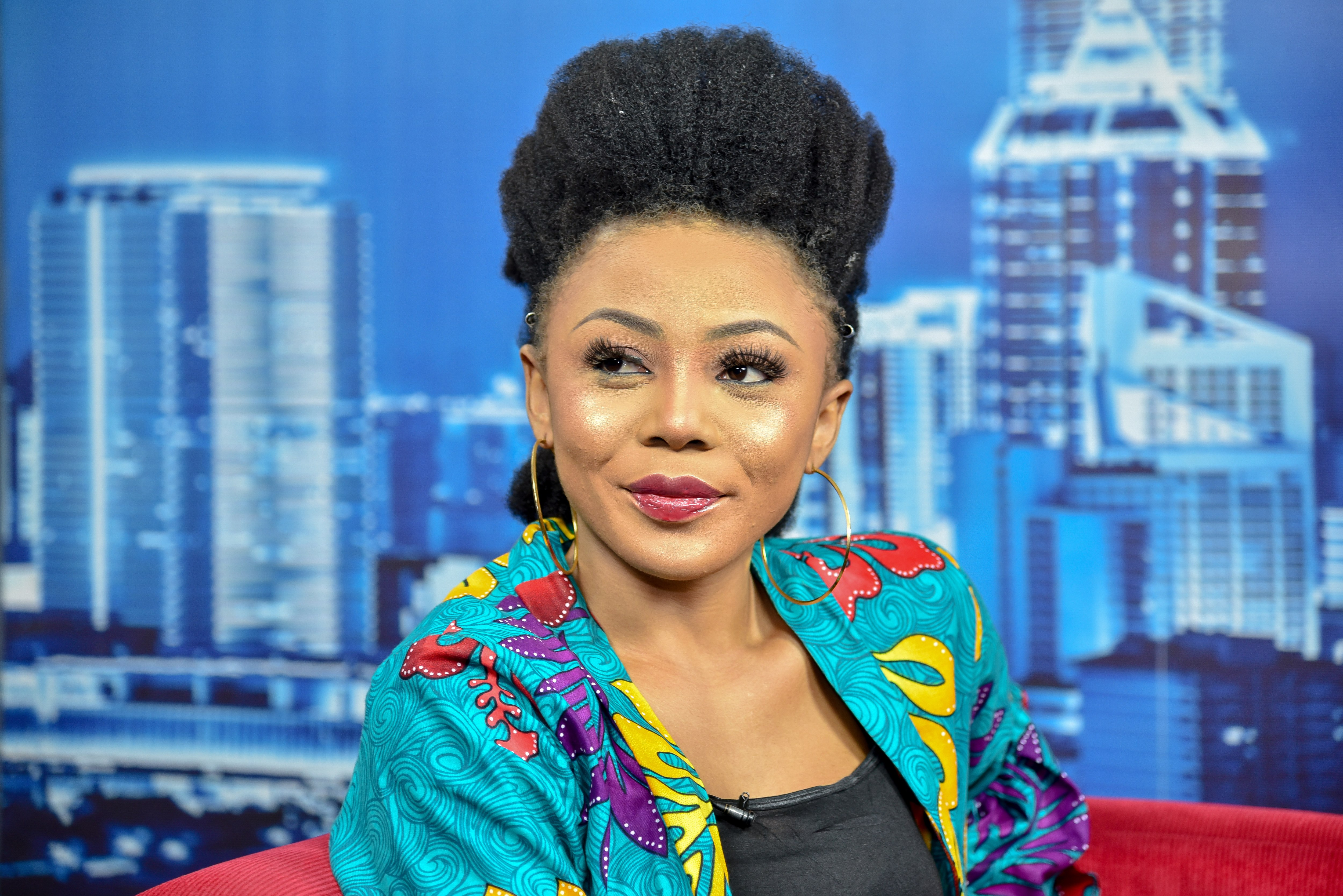 Ifu Ennada has been able to make good use of the Big Brother Naija platform by getting herself movie roles.
