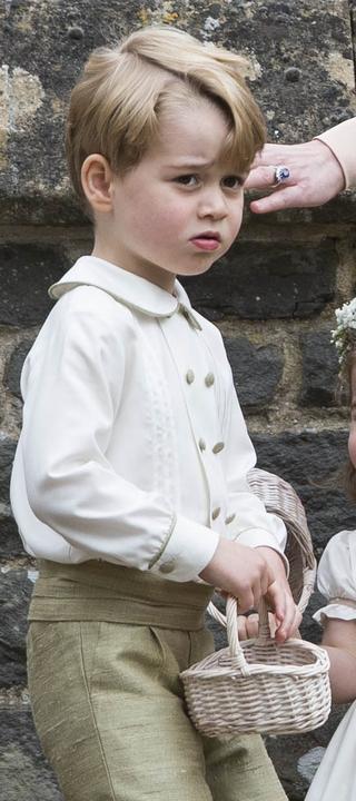 Jól teljesített György herceg!