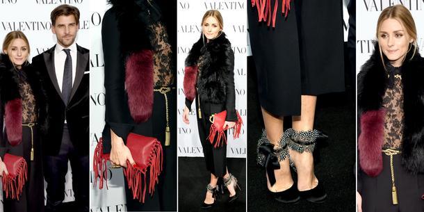 Best Look: Olivia Palermo w Valentino