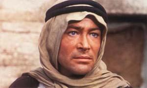 """Kadr z filmu """"Lawrence z Arabii"""""""