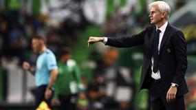 LM: Legia Warszawa przegrała w Lizbonie ze Sportingiem