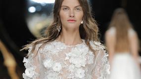 Wyjątkowe suknie ślubne na wiosnę i lato 2017