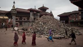 Nepal - otwarcie zabytków Doliny Katmandu zniszczonych w trzęsieniu ziemi