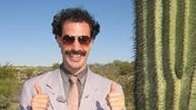 Borat wygral proces