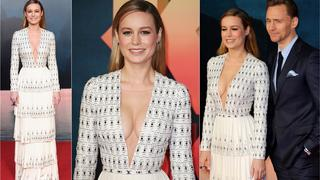 Best Look: Brie Larson w sukience Ralph & Russo