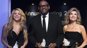Shakira i Forest Whitaker wyróżnieni za pomoc humanitarną