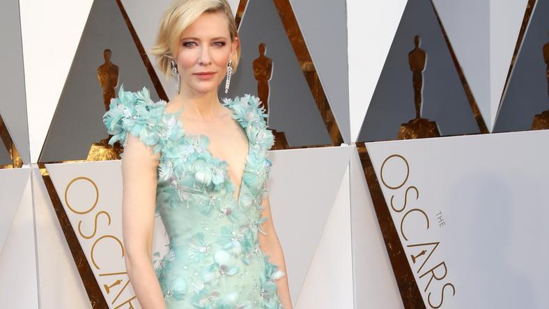 Cate Blanchett csodás ruhakölteményben / Fotó: Northfoto