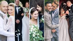 """Najgłośniejsze śluby 2017 roku. Te gwiazdy powiedziały sobie """"tak""""!"""
