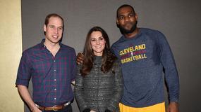 """Koszykarz NBA złamał zasady protokołu królewskiego. Nie on jeden. Kto jeszcze """"obraził"""" Kate Middleton i Elżbietę II?"""