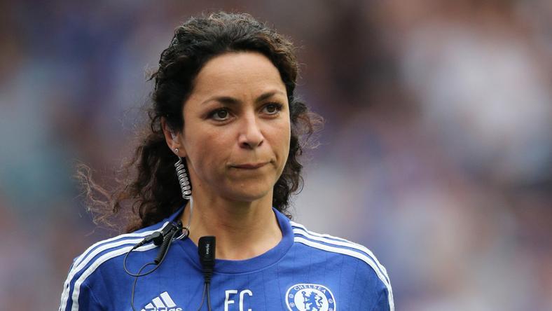Eva Carneiro úgy érzi, jogtalanul küldték el, igazáért bírósághoz fordult / Fotó: AFP