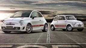 Rasowy maluch Fiata w urodzinowej wersji