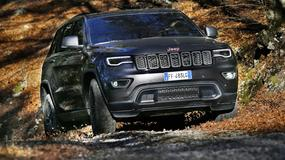 Jeep Grand Cherokee Trailhawk – konkurent Wranglera