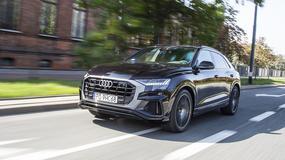 Audi Q8 50 TDI - ma robić dobre wrażenie