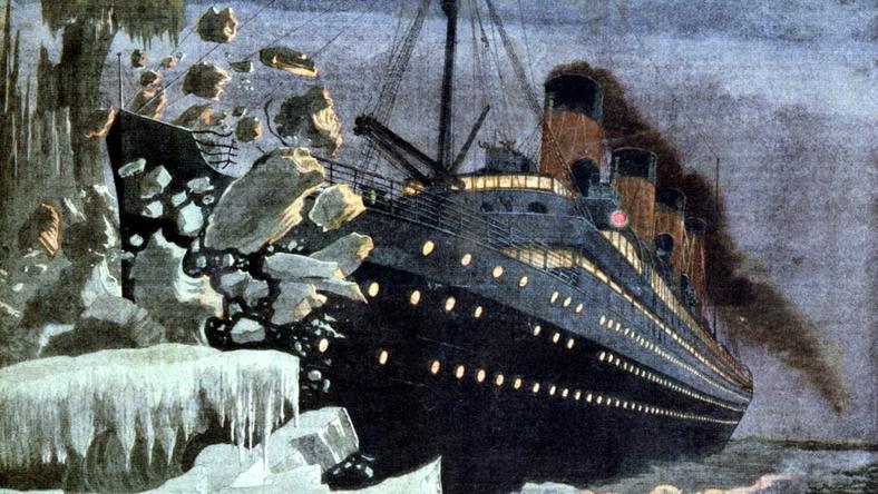 A Titanic 1912. április 15-én süllyedt el /Fotó: AFP