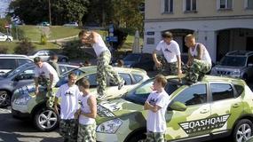Qashqai Commando ruszył w trasę po Polsce