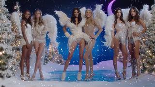 Świąteczne wideo Aniołków Victoria's Secret