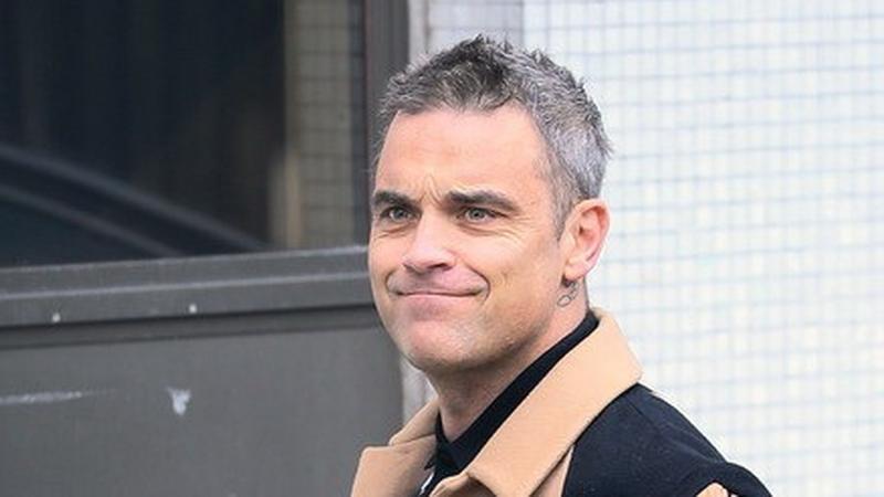 Robbie Williams megőszült / Fotó: Profimedia-Reddot