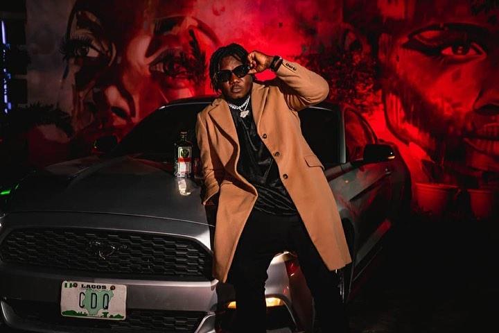 Nigerian rapper Sodiq Yusuf also known as CDQ [Instagram/CDQOlowo]