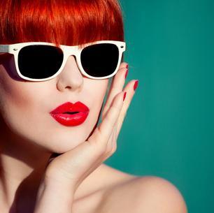 Czerwona szminka - nie tylko na wieczór