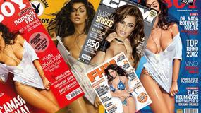 """Natalia Siwiec na kolejnej okładce - brazylijskie wydanie specjalne """"Playboya"""""""