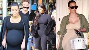 Kim Kardashian schudła 20 kilogramów w trzy miesiące!