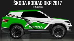 Skoda Kodiaq – co wymyślili graficy