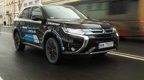 Mitsubishi Outlander PHEV - Alternatywa dla diesla
