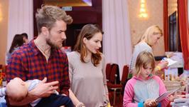 Anna Dereszowska: teraz czuję, że jesteśmy prawdziwą rodziną