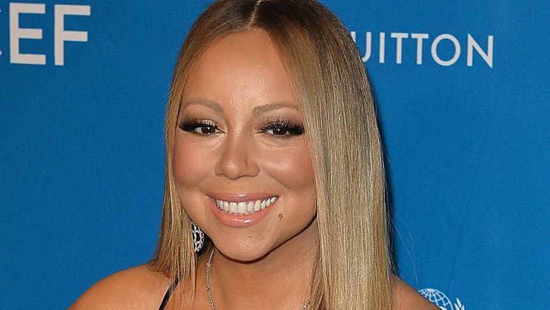Mariah Careyt egy több, mint 2 millió forintos gyámántgyűrűvel jegyezték el /Fotó: Northfoto