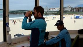 Drony będą ostrzegały przed rekinami na wybrzeżu Australii