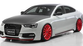 Agresywne Audi A5 Sportback z Japonii