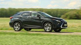 Lexus RX 450h – SUV w hybrydowym wydaniu