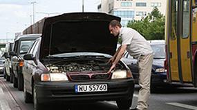 Co robić gdy przegrzewa się silnik?