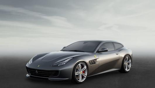 Ferrari GTC4Lusso – następca FF