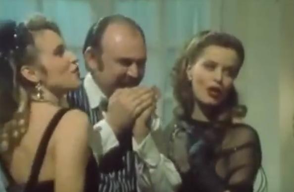 Ena Begović, Anica Dobra i Aleksandar Berček