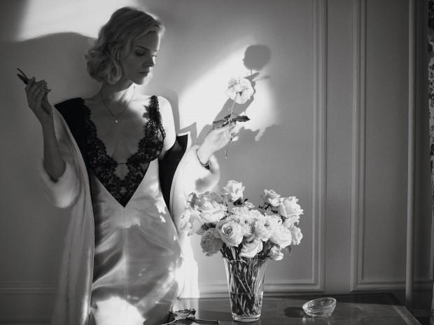 Eva Herzigiva for Vogue Paris