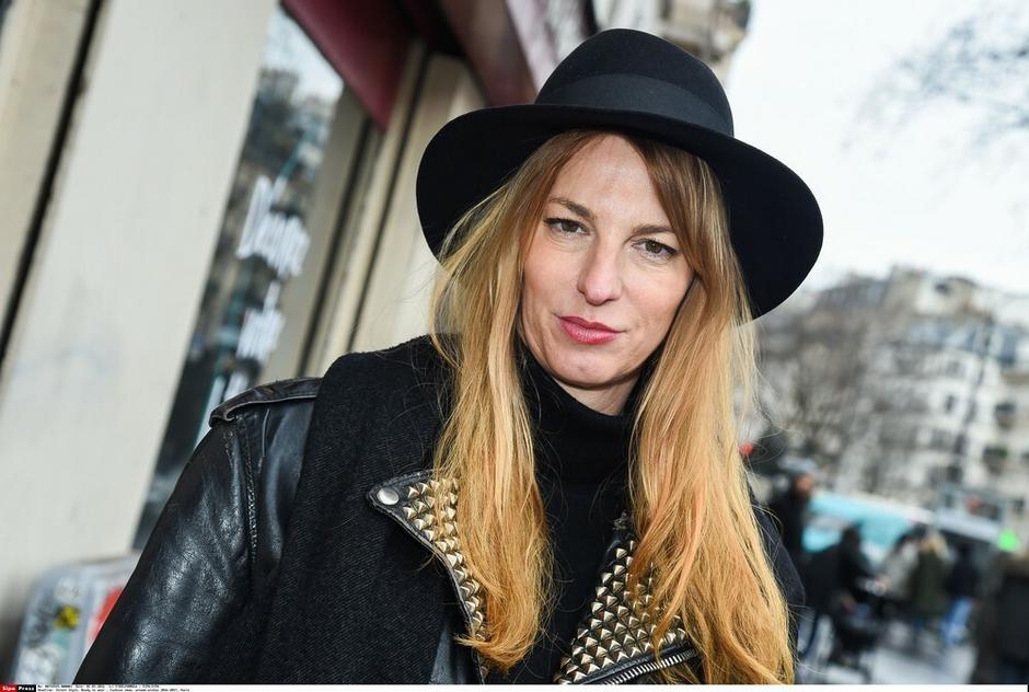 Street style w Paryżu