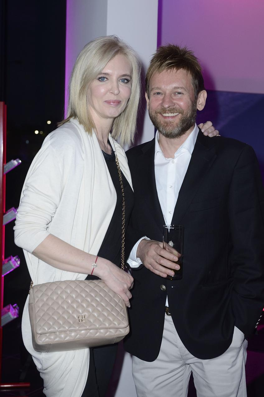 Bogna Sworowska i Paweł Stasiak 2013 / mwmedia