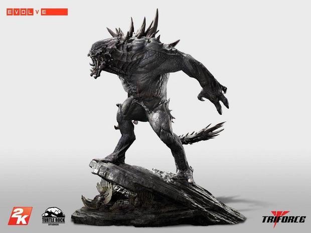 Evolve Goliath - figura kolekcjonerska