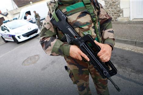 Današnji napad u Sent Etjen di Ruvreu je samo jedan u nizu terorističkih akata