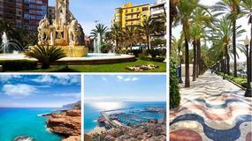 Alicante w ofercie KLM
