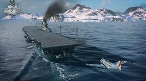 World of Warships - lotniskowce nadpływają w drugim teście gry Wargamingu