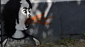 W Świdniku zniszczono historyczne murale. Policja poszukuje wandali