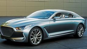 Hyundai Vision G: koreańczycy chcą mieć markę premium